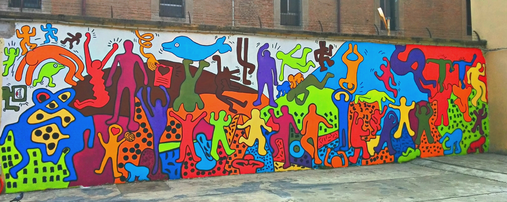 Conosciuto Murales | Sant'Alberto Magno LS53