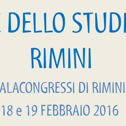 Salone dello Studente di Rimini